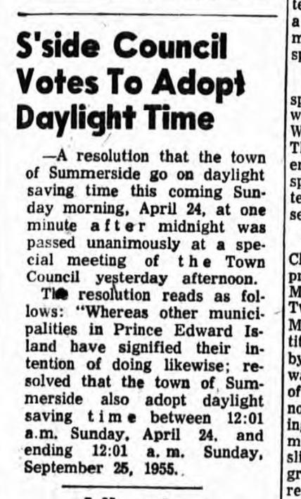 The Guardian, April 21, 1955