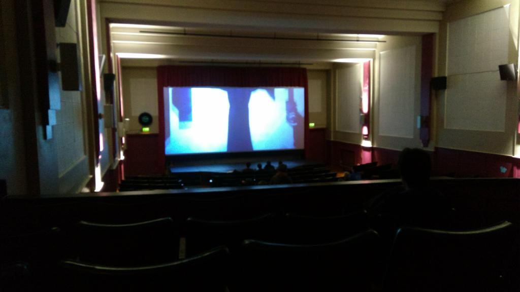 Inside the Vogue Cinema