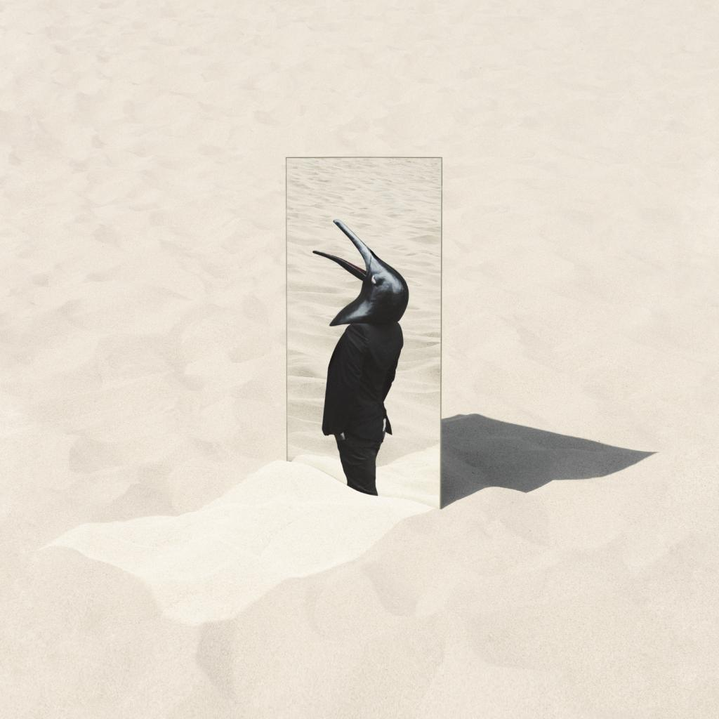 Penguin Cafe album cover for The Imperfect Sea