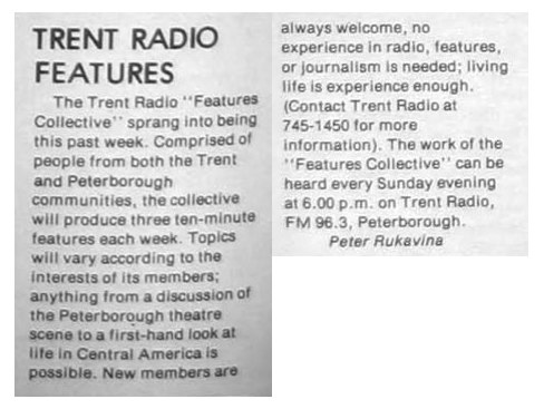 Clipping from Arthur, volume 20 issue 6.