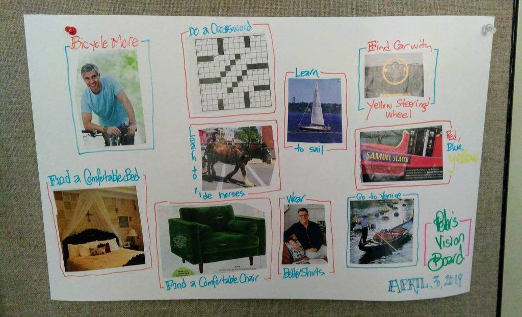 My Vision Board