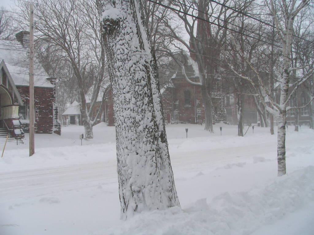 April 8, 2007 Winter Storm