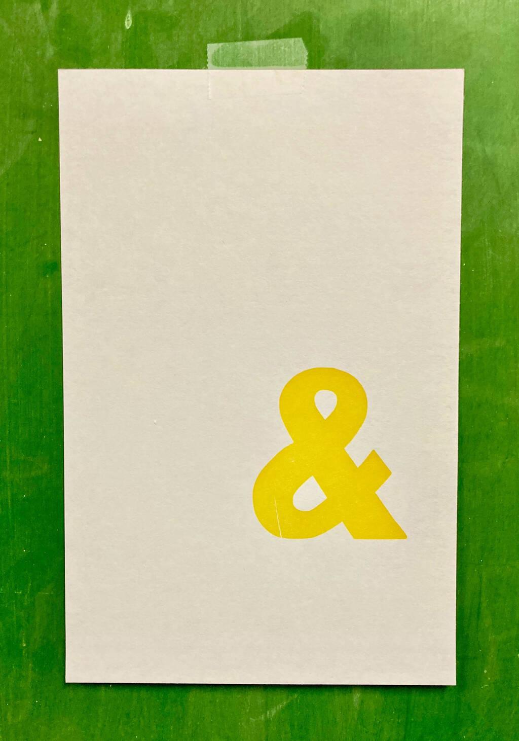 Yellow &